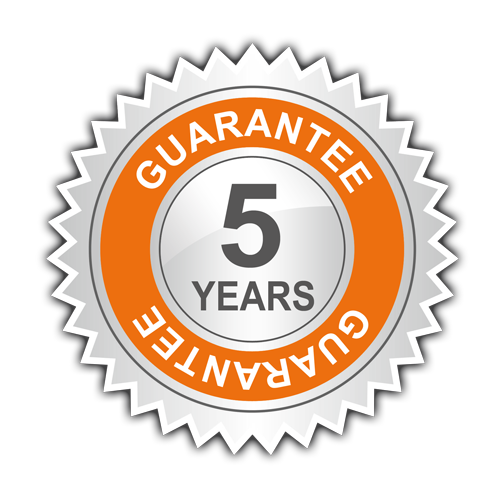 5 years guarantee on Awnings Malaga Costa Del Sol